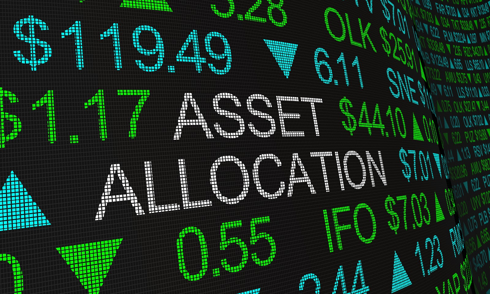 Asset Allocation and High Net Worth Retirement Planning